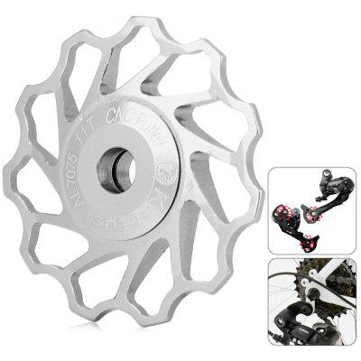 Kactus CNC 11T Guide Roller Wheel Rear Derailleur Pulley with Alluminum Alloy Material for SHIMANO SRAM / 7 / 8 / 9 / 10 Speed