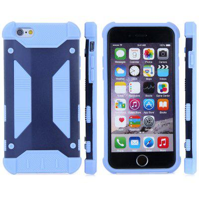 Armor Hybrid Bumper Composite Protector Cover Case for Apple iPhone 6 4.7 inch
