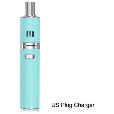 Joyetech eGo ONE Stainless Steel 2200mAh E - Cigarette Starter Kit