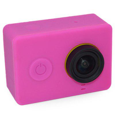 Silicagel Protective Cover Case for XiaoMi Yi Sports Camera