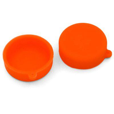 Silicagel Lens Protective Cap for XiaoMi Yi Sports Camera