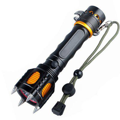 UltraFire Cree XML T6 1000LM Waterproof LED Flashlight