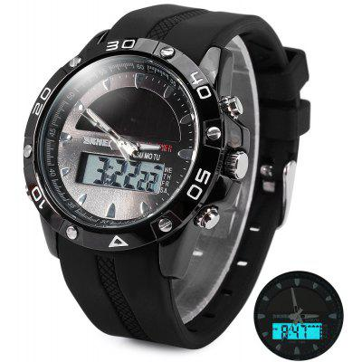 Skmei 1064 Solar Power Analog Digital LED Watch Military Army Sports Watch