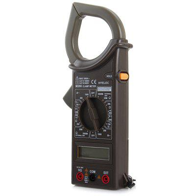 HYELEC M266 Multifunctional Clamp Digital AC DC Voltmeter / AC Ammeter / Ohmmeter and Insulation Meter