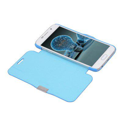 Magnetic Snap Design Flip Leather Cover Case for Samsung Galaxy S6 G9200 excel vba基础入门(第2版)(附光盘1张)
