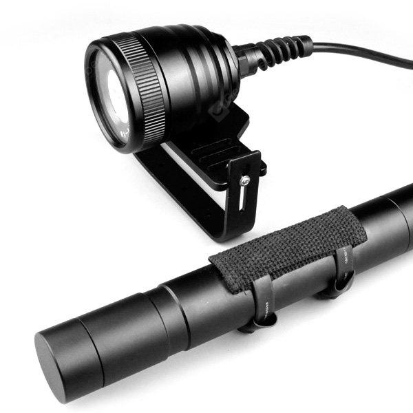 Brinyte DIV10V 3 Cree XM L2 U2 LEDs 3000Lm LED Flashlight