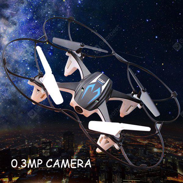 MOONTOP MT 9916 2.4G 4CH RC Quadcopter with 0.3MP Camera 6 Axis Gyro 3D Flip Fly UFO