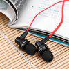 Awei ES  -  710i 1.2m Flat Cable Design In - ear Earphone with Mic for Smartphone Tablet PC for sale