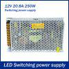 250W 20.8A DC 12V Output Switching Power Supply Transformer for LED Strip Light - WHITE GOLDEN