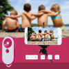i.Selfie  -  Pro Bluetooth Wireless Multimedia Camera Selfie Remote Control for iOS Android - PINK