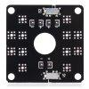 Power Distribution Board of Mini CC3D Flight Controller for RC Model - BLACK