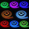 5 Meters 72W 300 SMD 5050 LEDs RF Wireless Control RGB Ribbon Light IP65 Water Resistance DIY Strip Lamp Kit  -  12V 5A - RGB COLOR