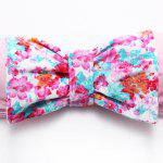 THE FILLE 225210301608 new fashion popular sexy bow hit the color bikini set - PINK