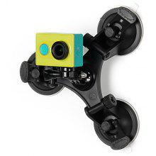 Large Size 3 Feet Suction Cup Sucker Holder Car Window Mount Fit for Gopro Series / SJCAM Series / Xiaomi Yi Action Camera