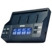 Opus BT  -  C900 Intelligent 9V Lithium - ion NiMH LCD Fast Battery Charger - US Plug