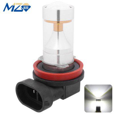 MZ H11 6pcs XB  -  D LED Car Front Fog Lamp 18W 1080 Lumens Constant Current White Light