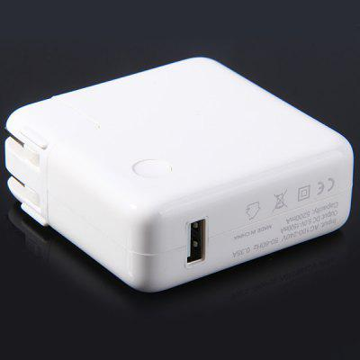 2 in 1 5200mA Home Travel Wall AC Power Charger Adapter for iPhone / iPad / iPod