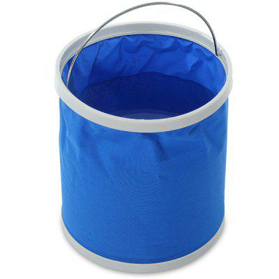11L Portable Folding Bucket Travel Fishing Bucket