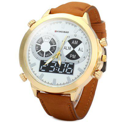 Shiweibao Big Dial Male Quartz Watch