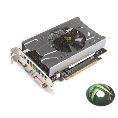 Professional XZ - 07 NVIDIA GeForce GT730 2048MB 128Bit DDR3 PCI Express X16 Graphics Card with Cooler Fan