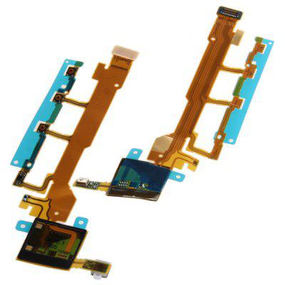 Replacement Power Switch Volume Button Camera Flex Cable for Sony Xperia Z L36h
