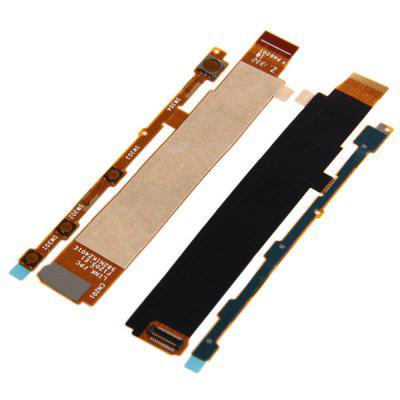 Replacement Power Switch Volume Button Camera Flex Cable for Sony Xperia M C1905 C1904