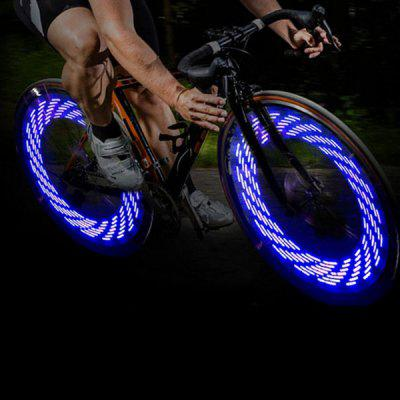 A08 LED Flash Tyre Valvola Cap Luce