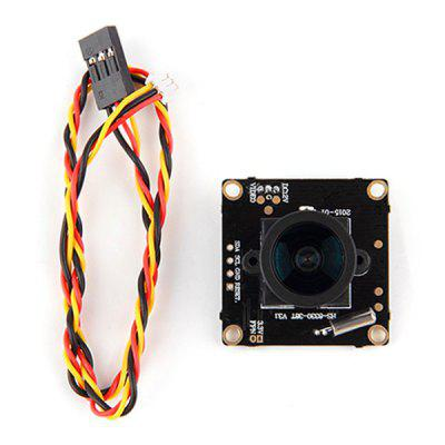 700TVL 1 / 3 Cmos FPV 110 Degree Camera w / 32CH Transmission for DIY Accessories