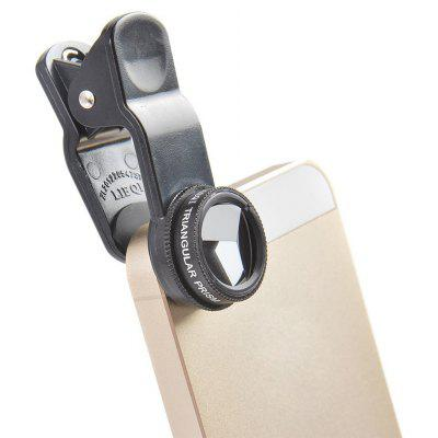 LIEQI LQ  -  004 Triangular Prism External Camera Lens