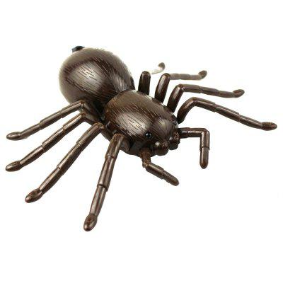Funny 4CH IR Remote Control Spider Model Toy Best Present for Kids