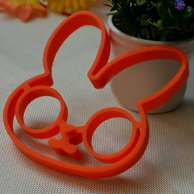 Lovely Egg Shaper Silicone Ring Moulds Creativity Health Frying Cooking Eggs Interesting Kitchen Gadgets от GearBest.com INT