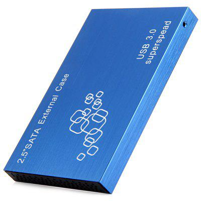 TS  -  25HC307 2.5 SATA USB3.0 HDD Case Hard Drive SATA External Enclosure Box