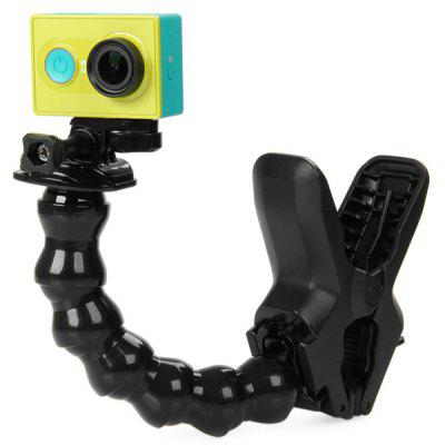Multifunction Flexible Universal Bracket Clamp Serpentine Arm Clip Kit for Xiaomi Yi Action Camera / Gopro Series / SJCAM