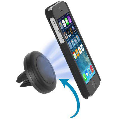 Gearbest Excelvan Universal Air Vent Magnetic Car Cellphone Mount Holder