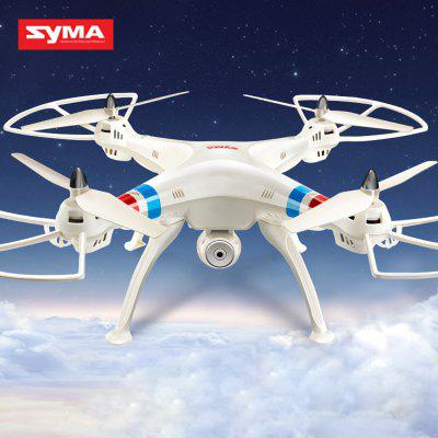 Newest Syma X8C Venture New Package 4 Channel 2.4G RC Quadcopter with HD Camera 6 Axis 3D Flip Fly UFO - EU Plug