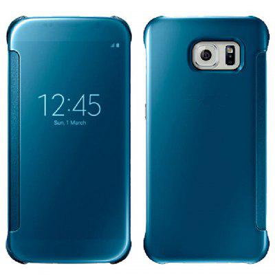 Multifunctional PC Material Mirror Surface Phone Cover Case for Samsung Galaxy S6 G9200