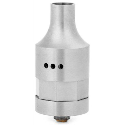Mrs. Soaky Style RDA 316 Stainless Steel E-Cigarette Atomizer ( 510 Thread )