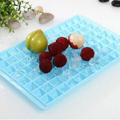 96 Grid Diamond Shape Ice Cube Tray Mold