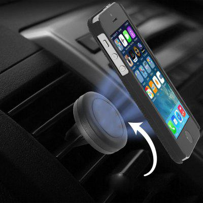 Excelvan Universal Air Vent Magnetic Car Cellphone Mount Holder ароматизатор rock universal air vent car aroma rph0841 silver