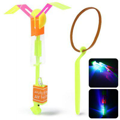 HY 558A Arrow Helicopter Faery Flying Toy met LED voor kinderen Outdoor Entertainment