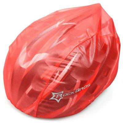 Rockbros Practical Waterproof ( 2000MMH20 Index ) Cycling Bike Riding Helmet Cover