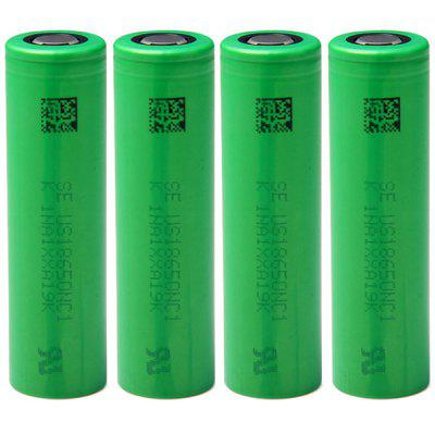 4x Sony US18650NC1 2900mAh Battery