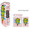 Monster Pattern Skin for Cloupor Mini Full Body Vinyl Sticker - AS THE PICTURE