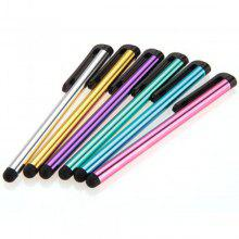 6pcs Fashion Freestyle Stylus Touch Screen Pen with Clip