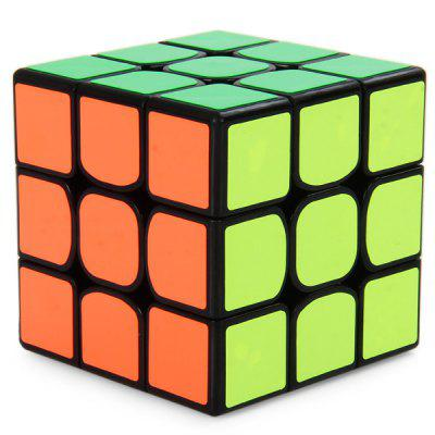 Meiying YC6102 56MM 3x3x3 Magic Cube Brain Teaser Educational Toy ( Three Layers )