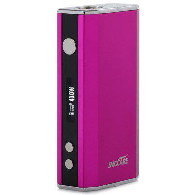 Smocare Perfect Temperature Control 40W Variable Wattage Mini Box Mod VW Mod 510 Thread