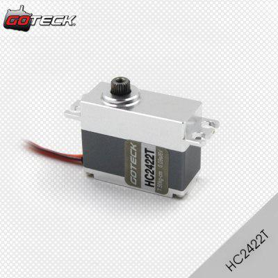Gotech HC2422T High End Car Servo Digital Style for Car Model Fixed Wing Aircraft Helicopter DIY Accessories