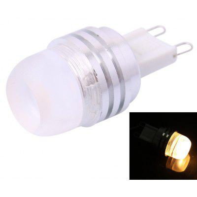 G9 - 2D 2W 90LM 3000K Warm White LED Light Bulb ( DC 12V )