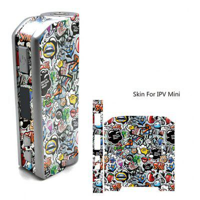 Cool Pattern Skin for IPV Mini Full Body Vinyl Sticker