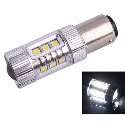 1157 / BAY15D 80W 680LM 6000K SMD 16 LEDs Cold White Light LED for Car Turn Signal Light Tail Light Brake Light ( DC 12-24V )